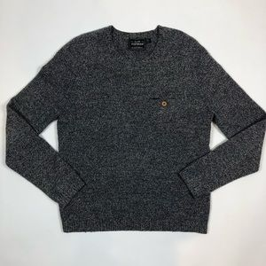 Topman Lambswool Sweater